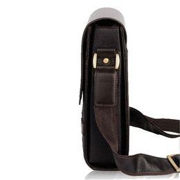 Factory wholesale 2016 new men's Shoulder Bag men's Messenger Bag fashion business casual computer bag men's package 0050