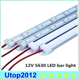 Wholesale 30 DC12V LED Bar Light With PC Cover cm leds LED Rigid Light LED Hard Strip