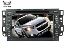 Promotion tuner audio vidéo 4UI combiné dans 1 système LECTEUR DVD DE VOITURE POUR Chevrolet epica capativa BLUETOOTH GPS navi SWC radio audio vidéo stéréo
