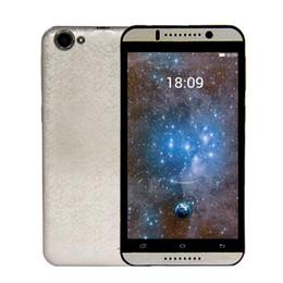 Logos sim en Ligne-5.5 pouces V6 intelligent Téléphone déverrouillé MTK6572 dual core 4GB ROM double caméra avec logo Sealed Box Smart Phone de haute qualité