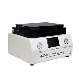 Wholesale Mobile Phone Screen LCD Repair Machine Vacuum OCA Film Laminating Machine with automatic lock gas For Samsung Iphone