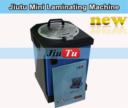 Wholesale Newest Jiutu Mini OCA Laminating Machine No Need Vacuum Pump and Compressor No need Autoclave Air Bubble Removing Machine