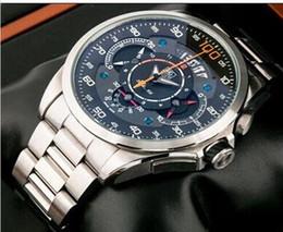 Wholesale New AAAquality SLS sport quartz men s watch waterproof m sls sapphire watchs Stainless steel bracelet wristwatch Gift watches