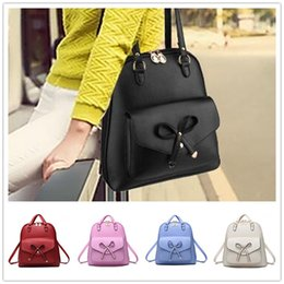 Wholesale Brand new wave of female students backpack spring and summer fashion casual shoulder bag BAG53