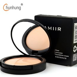Wholesale AMIIR Colors HD High Definition Concealer Cream Foundation Seamless Moisturizing Oil Control Isolation Whitening Makeup
