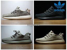 Wholesale 2016 adidas yeezy boost pirate black turtle dove moonrock oxford Tan Men Women Running Shoes kanye west Yeezy yeezys season