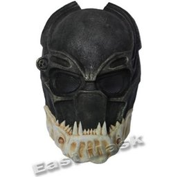 Wholesale-Predator mask for men star wars mask star wars cosplay star wars party halloween mask for men scary masks cosplay props