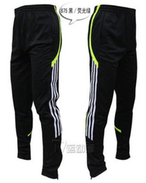 Football Pants Soccer Training Pants Leg Pants Legs Track Casaul Pants Breathable Sports Trousers FREE SHIP