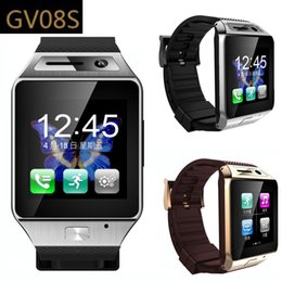 GV08 Wireless Bluetooth Smart Watch Wirst Phone Mate For Andriod and IOS