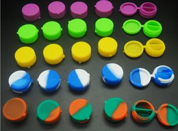 High quality low price silicone wax and oil concentrate container