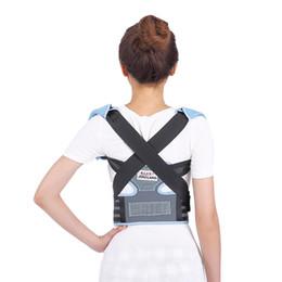 Women Adjustable Back Support Belt Therapy Posture Corrector Brace Support Posture Shoulder Corrector for Health Care JZL-060