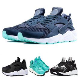 Wholesale with box Good Quality huarache Shoes Breathable trainers air Huarche femme hurache running shoes Athletic Shoes