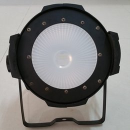Free shipping Cast aluminium 150W Warm White COB LED Par 64 Light LED COB Par64 Lights