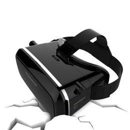 Wholesale Phone D VR Glasses Google Cardboard Inch WAV MP3 AVI VR SHINECON