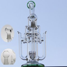 Anges ailes en Ligne-Nouveaux arts en verre liquide 2016newest tubes en verre d'eau plate-forme pétrolière nouveau liquide En forme d'ailes d'ange bongs en verre verre bulleuse 14,4mm joint