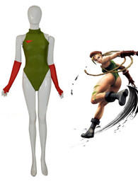 Street Fighter Cammy Female Costume Lycra Spandex Zentai Streetfighter Halloween Party Cosplay Suit