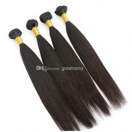 3bundles Hair Products 100% European Remy Human Hair Weave Straight Natural Color Cheap European Hair Greatremy Drop Shipping