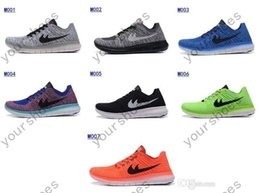 Wholesale free run v3 better world flyline knitting Sneaker Hot sell Summer fashion Men s Running Sport Shoes US Size7