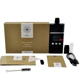 TITAN 3 Dry Herb Vaporizer Pen Kit With 3 Setting Temperature Control best portable dry herb vaporizer pen VS ce4 ego starter kit