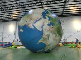 Comercial Gigante personalizarse globos globos de tierra globo inflable para publicidad desde globos inflables gigantes proveedores