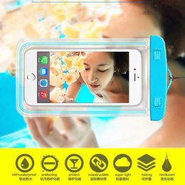 Wholesale Swim photography Underwater Luminous Case for Samsung GALAXY NOTA A5 Cubierta trasera A7 para el iphone S splus