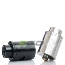 Authentic WOTOFO Troll V2 RDA Atomzier two Post Build Deck With 2.7mm Wire Holes Two Adjustable Airflow Options Troll RDA V2 & Sapor RTA