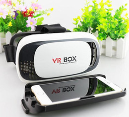 ORIGINAL VR BOX 2 3D Glasses 2016 hot product Upgraded Version Virtual Reality 3D Video Glasses For iPhone Smartphone
