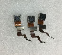 Wholesale 10PCS Original New Mega Pix Back Rear Main Big Camera With Flash Module Flex Cable Ribbon For iPhone G flex cable