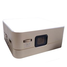 2016 NOUVEAU projecteur portable MINI pour les jeux vidéo TV Movie SD Full HD Home et EXTÉRIEUR Théâtre Bluetooth Android DLP mini projecteur de poche à partir de nouveaux jeux vidéo fournisseurs