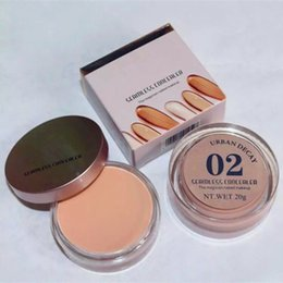 Wholesale The European and American brands concealer foundation cream to remove black rim of the eye sell and retail
