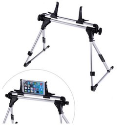 Wholesale Hot sale New Universal Tablet Bed Frame Holder Stand for iPad air iPhone For Samsung Galaxy Tablet PC