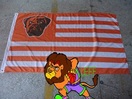 Dog Football Clubhouse banner, flag Dogs flag,100% polyester 90*150cm,Digital Printing,