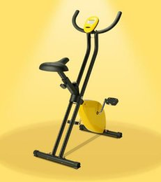 Wholesale Dynamic sense Single car Fold the exercise bike Household ultra quiet indoor pedal exercise fitness equipment