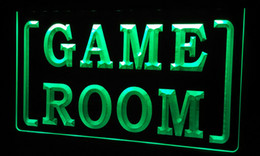 LS149-g Game Room Neon Light Sign