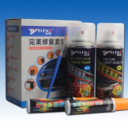 Wholesale New car scratch repair filler and sealer pen suit car paint repair auto repair paint scratches car care product