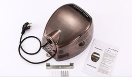Wholesale 1200W SS hand dryer color optional natural hot wind sensor hands dryer wall mounted metal hands water dryer