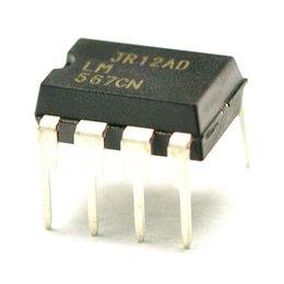 Wholesale Inline LM567 interface Telecom voice codec DIP