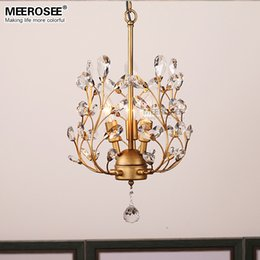 Wholesale Crystal chandelierc de cristal for home decoration lamparas luixurious Black or Bronze color hanging light