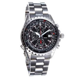 Wholesale 2016 Men s Quartz Sport Wristwatches Black AAA White Japanese Movement mm Steel big bang AP EF DZ China Watches EF D AV EF L AV