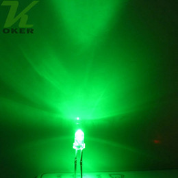 1000pcs 3mm Green Round Water Clear LED Light Lamp led Diodes Free Shipping 3mm green led lamps
