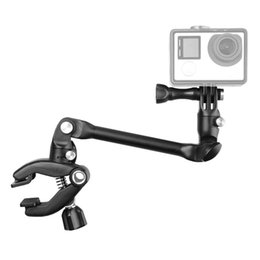 Wholesale Guitar Drum Clips Rotate Music Mount Arm Stand Clamp for GoPro HERO