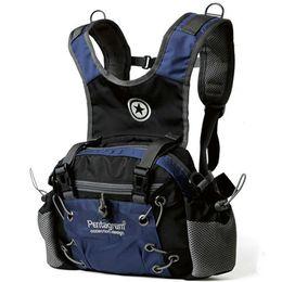 Sac à dos sac de taille foncé qualité bleu Waistbag sac à dos cas Pentagram Outdoor Pack Sport journée Designer de la hanche à partir de le sport bleu paquets de plein air fournisseurs