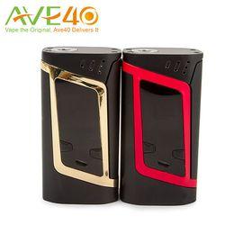 Authentic SMOK Alien 220W TC Box MOD Temperature Control LED Vape Fit for TFV8 Baby Tank X Cube Ultra Vapor Mods E Cigarette
