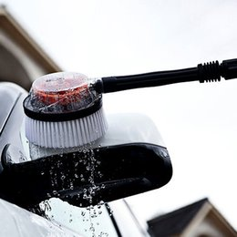 Wholesale Water will rotate the soft hair brush automatic car wash The soft round brush automatic rotary type