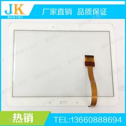 Promotion écrans lcd samsung Convient pour GALAXY Tab 4 T530 écran tactile écran d'écriture écran externe