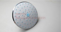 diameter 15cm top spray shower for shower cabin grey color round plastic shower head with water saving function