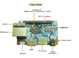 Wholesale Orange Pi One ubuntu linux and android mini PC Beyond and Compatible with Raspberry Pi