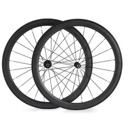 carbon wheels 50mm clincher 3K matte carbon road wheels 700C super light 1580g carbon road bike wheels