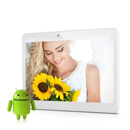 Wholesale Octa Core inch Tablet PC Android MTK6592 HD GB GB With Phablets G Phone Call Bluetooth GPS