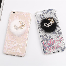 Elegant Design Cell Phone Cases Lace Masquerade Mask Phone Covers for iphone 7 7Plus 6s 6plus 41